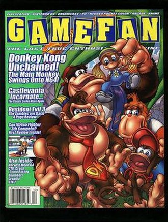 GameFan - Volume 7, Issue 12 (December 1999)