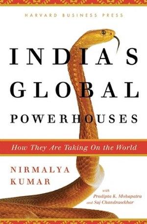 India's Global Powerhouses - Image: Global Powerhouses