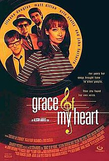 <i>Grace of My Heart</i> 1996 film by Allison Anders