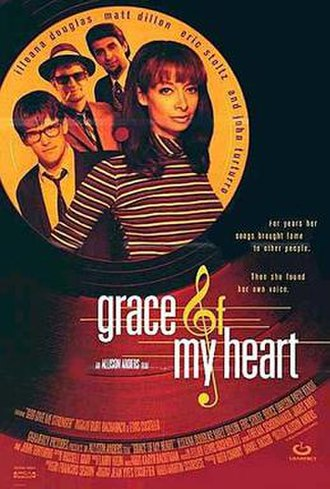 Grace of My Heart - Theatrical poster