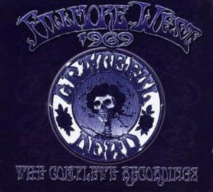Fillmore West 1969: The Complete Recordings - Image: Grateful Dead Fillmore West 1969 The Complete Recordings