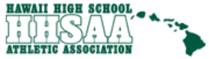Hawaii High School Athletic Association - Image: HHSA Alogo