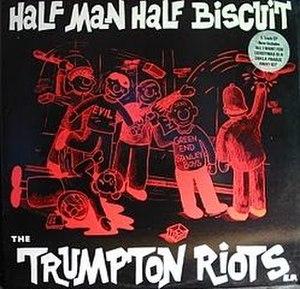 The Trumpton Riots EP - Image: HMHB The Trumpton Riots EP