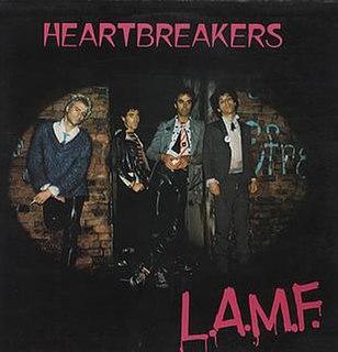 <i>L.A.M.F.</i> 1977 studio album by The Heartbreakers