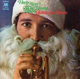 "Christmas Album (Herb Alpert album) - Image: Herb Alpert's' ""Christmas Album"" (original 1968 album cover)"