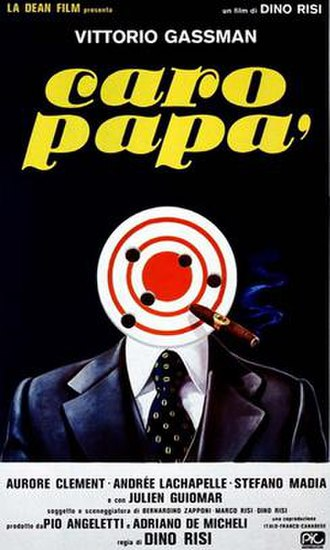 Dear Father (film) - Film poster