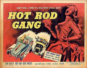 Hot Rod Gang - Film poster