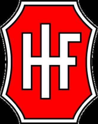 Hvidovre IF - Image: Hvidovre IF