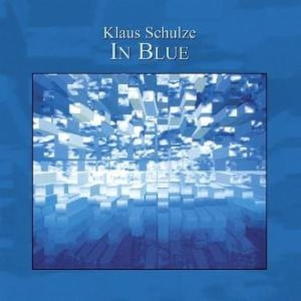 In Blue (Klaus Schulze album) - Image: In Blue Klaus Schulze Album