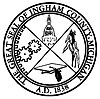 Official seal of Ingham County