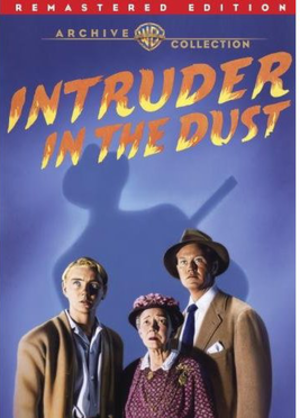 Intruder in the Dust (film) - DVD cover