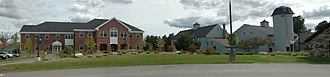 Colby–Sawyer College - Image: Ivey Science Center