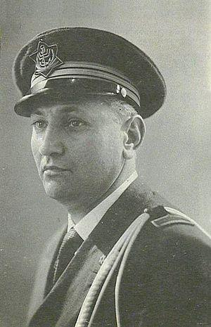 Jeremiah Halpern - Captain Jeremiah Halpern.