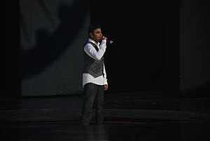 "Jiyo Utho Bado Jeeto - Rahman performing ""Jiyo Utho Bado Jeeto"" at its audio release"