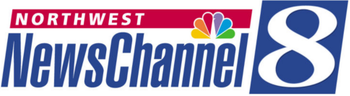 KGW's logo used from September, 1999 - January...