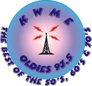 KWME - Image: KWME logo