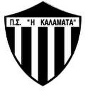 Kalamata F.C. - Image: Kalamata F.C. logo