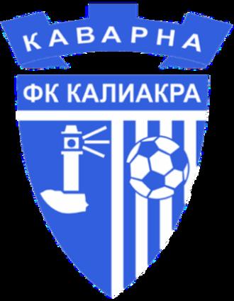 FC Kaliakra Kavarna - Image: Kaliakra logo 2009