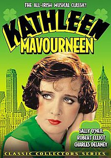 <i>Kathleen Mavourneen</i> (1930 film) 1930 film by Albert Ray