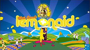 Keith Lemon's LemonAid - Image: Keithlemonslemonaid