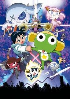 <i>Keroro Gunsō the Super Movie</i>