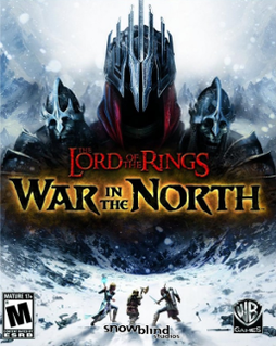 <i>The Lord of the Rings: War in the North</i> video game