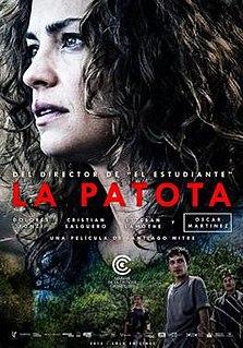 <i>Paulina</i> (film) 2015 film by Santiago Mitre