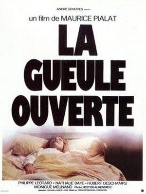 The Mouth Agape - Image: La gueule ouverte poster