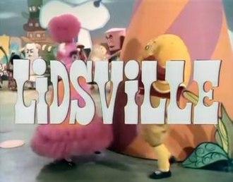 Lidsville - Image: Lidsville 71