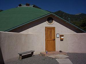 William Irwin Thompson - The Lindisfarne chapel in Crestone, Colorado