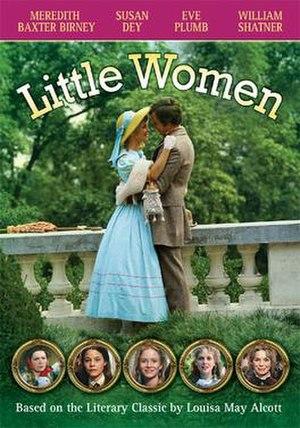 Little Women (1978 film) - Image: Little Women 1978 DVD cover