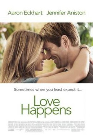 Love Happens - Theatrical release poster
