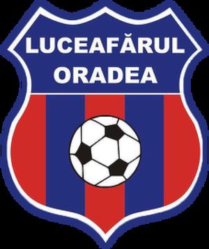CS Luceafărul Oradea - Image: Luceafarul Oradea logo