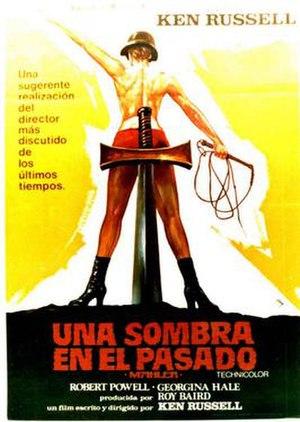 Mahler (film) - Original poster for Spanish version of Mahler
