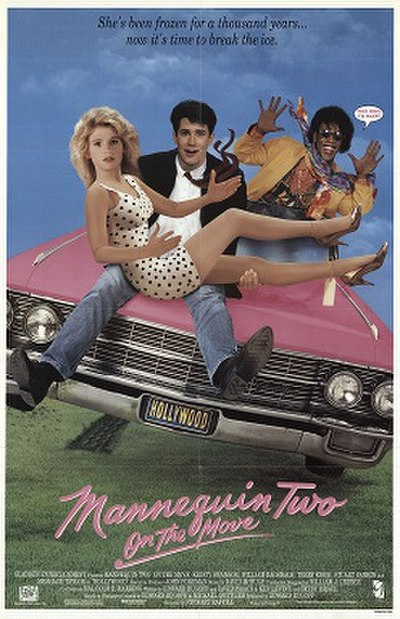 Picture of a movie: Mannequin: On The Move