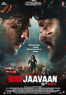 Hindi Movie Marjaavaan 2019 Full Download HD pDVDRip Torrent
