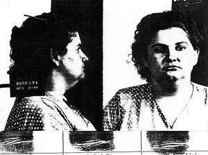 Capital punishment in New York - Image: Martha Beck mugshot