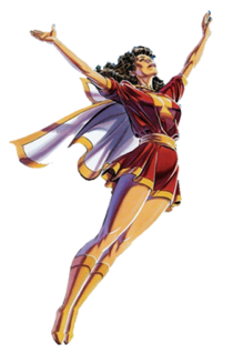 Mary Marvel Fictional superheroine