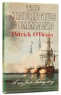 1977 novel by Patrick O'Brian