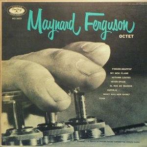 Maynard Ferguson Octet - Image: Maynard Ferguson Octet