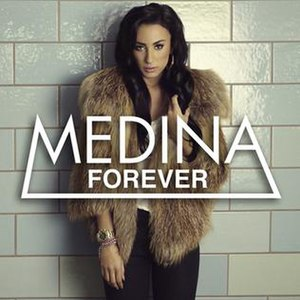 Forever (Medina song) - Image: Medina Forever Single