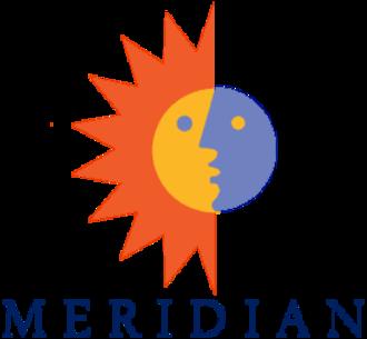 ITV Meridian - Image: Meridian Broadcasting logo
