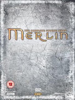 <i>Merlin</i> (series 4) television series