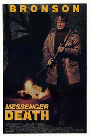 Messenger of Death - Theatrical release poster