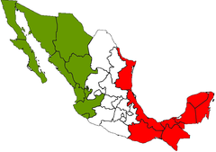 Mexico, North America, the World