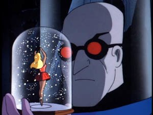 Heart of Ice (Batman: The Animated Series) - Mr. Freeze, as he appears in the episode.