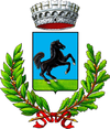 Coat of arms of Monte Cavallo