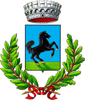 Monte Cavallo - Image: Monte Cavallo Stemma