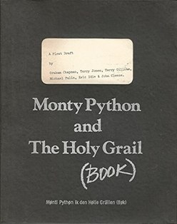 <i>Monty Python and the Holy Grail (Book)</i>