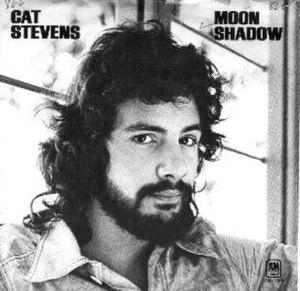 Moonshadow (song) - Image: Moonshadow 45